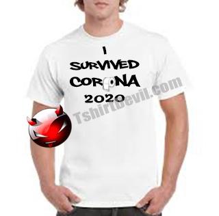 I survived Corona 2020